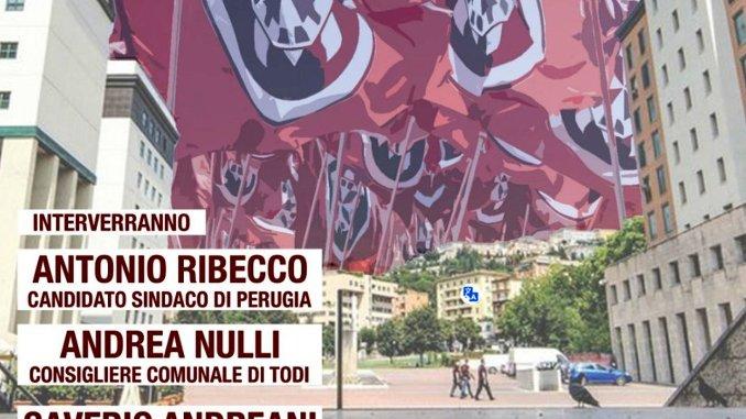 CasaPound 23 maggio chiude campagna elettorale a Piazza del Bacio
