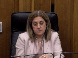 Catiuscia Marini conferma dimissioni da Presidente della Giunta