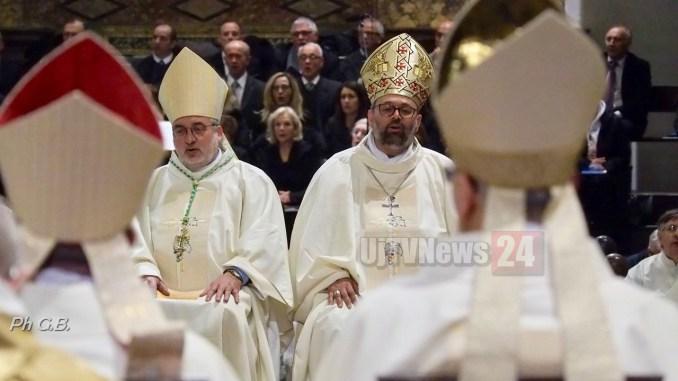 Perugia ha il nuovo vescovo ausiliare, è Don Marco Salvi, ieri la celebrazione