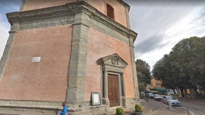 Doppio furto alla chiesa Collegiata a Umbertide, non è la prima volta