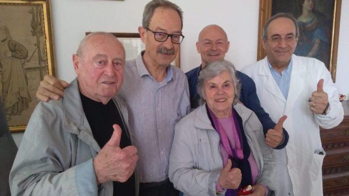 Progetti di Avanti Tutta, la famiglia Cenci li presenta al commissario