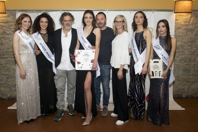 Martina Marchi vince Miss Mondo Umbria, ha 16 anni ed è di Spoleto