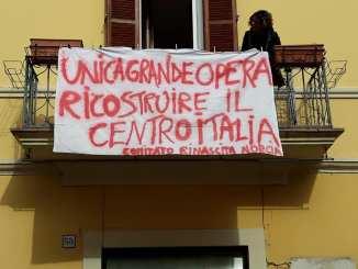 Ricostruzione Umbria, su 6.038 domande previste, solo 1.114 quelle presentate, vergogna!