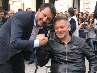Matteo Salvini a Foligno, il 5 giugno in piazza della Repubblica