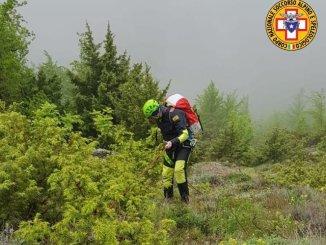 Ferito in un canyon, difficile intervento in Forra in Abruzzo, Soccorso Alpino impegnato
