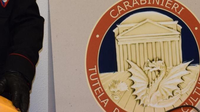 Carabinieri nucleo tutela patrimonio culturale recuperano 600 documenti storici