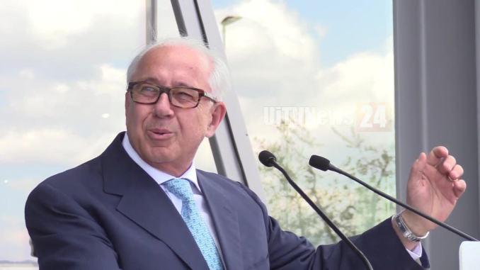 Carlo Giulietti cavaliere del lavoro, congratulazioni dal presidente regione Paparelli