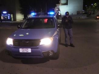 Auto sottoposta a sequestro e coltello al seguito denunciato a Fontivegge