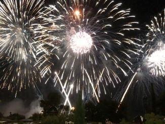 Stelle di fuoco, campionato italiano di Fuochi d'artificio ha un cuore umbro