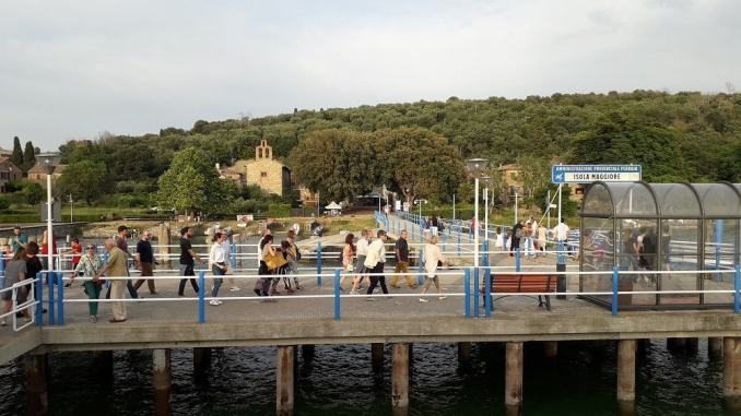 Festival Moon in june Isola Maggiore traghetti, arriva Carmen Consoli