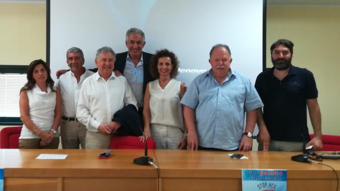 Federfarma Umbria, insieme per combattere l'Epatite C, presentata campagna