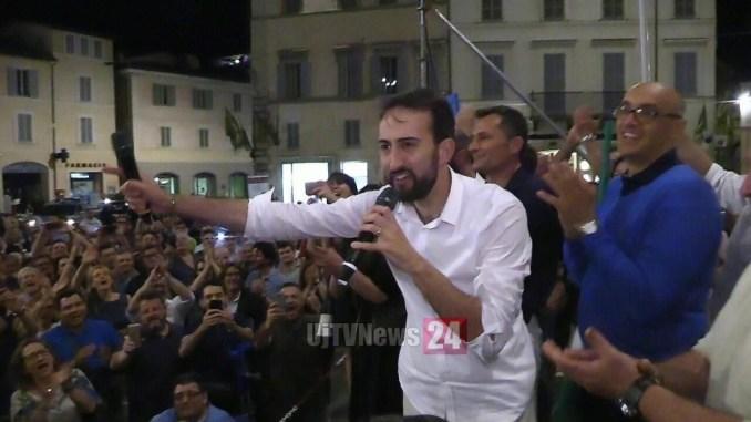 Ballottaggi, battuta la sinistra, Virginio Caparvi, abbiamo cambiato la storia