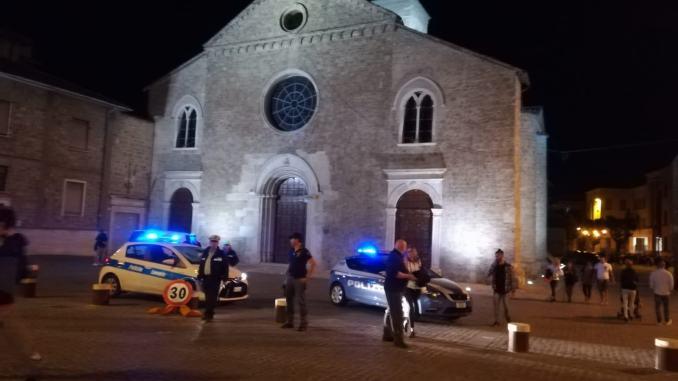105 persone identificate, 32 veicoli controllati e 3 persone denunciate