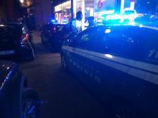 Botte e coltellate in centro a Terni, ragazzo ferito alla mano