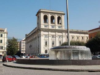 Fontana di Piazza Tacito torna a essere simbolo del dinamismo della città