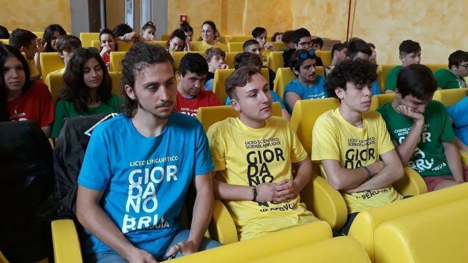 Il Giordano Bruno di Perugia presenta la conclusione del progetto Andando Vivendo
