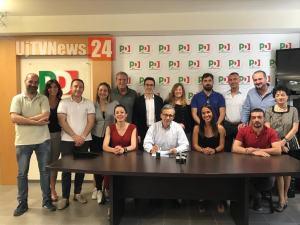 Partito democratico ancora in piedi, dice Verini, e presenta gruppo di lavoro