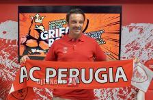 Perugia calcio in ritiro a Pietralunga al seguito di mister Massimo Oddo