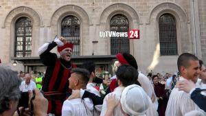 Perugia 1416, Rione Porta Sant'Angelo vince anche la Mossa alla Torre Titolo del sito Titolo Categoria primaria Separatore