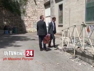 Inchiesta sanità, Valorosi risponde ai pm, avvocato: «Sarà un percorso lungo»