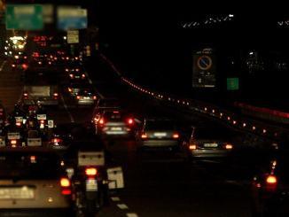 A1 Milano Napoli chiusa per tre notti all'entrata della stazione di Fabro