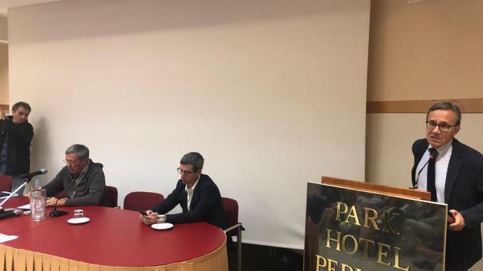 Maggioranza regionale PD, Verini rispetti cittadini umbri, ora assemblea!