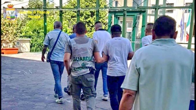 Spacciavano droga in Centro a Perugia, smantellata banda di africani