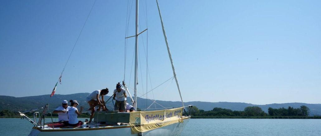 Lago Trasimeno inquinato in tre dei sei punti analizzati da Goletta dei Laghi