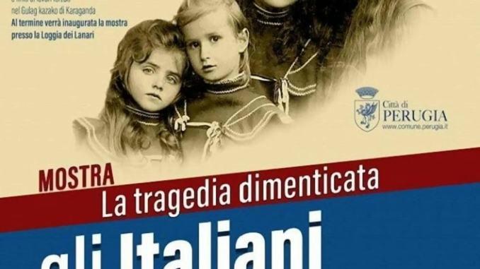 La tragedia dimenticata. Gli italiani diCrimea, la mostra a Perugia