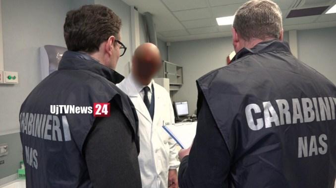 Carabinieri NAS denunciato titolari supermercato umbro, invaso da formiche
