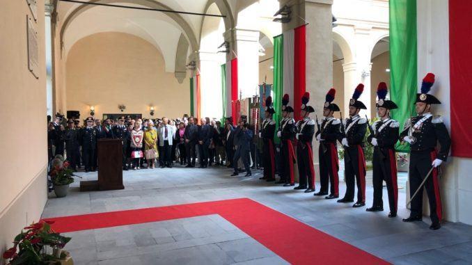 Ucciso in servizio, l'Umbria ricorda il colonnello dei carabinieri ValerioGildoni