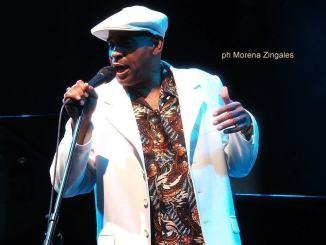 Allan Harris, una vecchia conoscenza di Umbria Jazz all'Arena Santa Giuliana