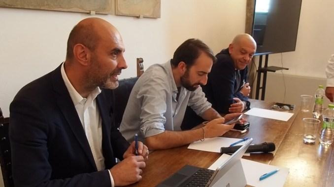 Lega Perugia: «Tanti i progetti da mettere in campo in città»   Video