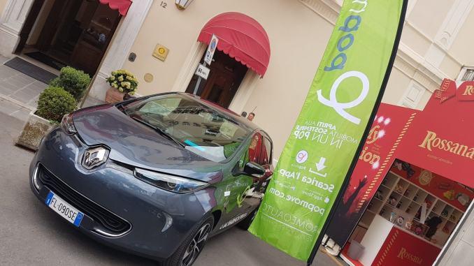 Mobilità urbana, 'rivoluzione verde' a Perugia con 'Popmove' di Romeoauto
