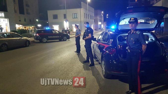 Carabinieri controllano territorio di Ponte San Giovanni, tre denunce