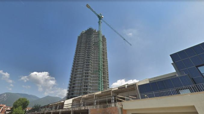 Tulipano Terni, nuove opportunità di lavoro nel grattacielo di 22 piani