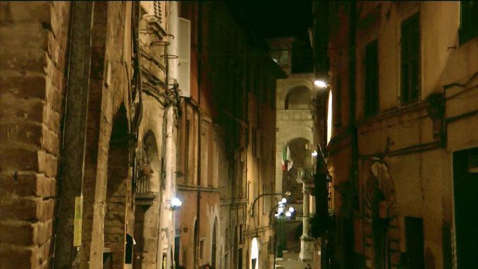 La luna, il Borgo e i falò 10 agosto Notte San Lorenzo a Porta Sant'Angelo