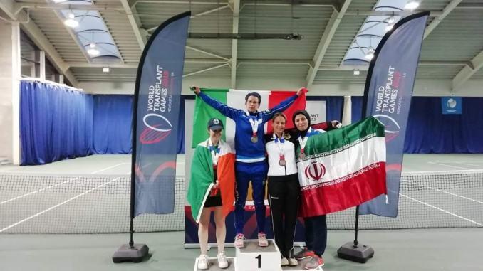 Oro di Marta Nizzo ai 22esimi World Transplant Games