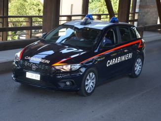 Droga e armi a Ponte San Giovanni, arrestato 45enne