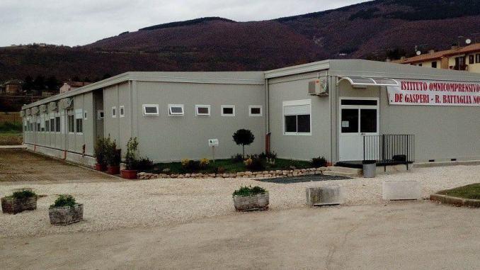 Mancata ristrutturazione palestra Istituto Battaglia a Norcia, Rinascita chiede perché