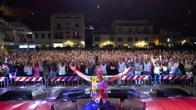 Paolo Belli Big Band 15 agosto in Piazza San Benedetto, concerto per Norcia