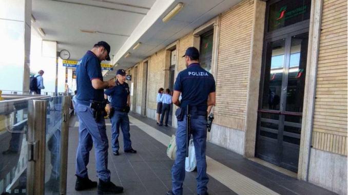Polizia ferroviaria, operazione Stazioni Sicure