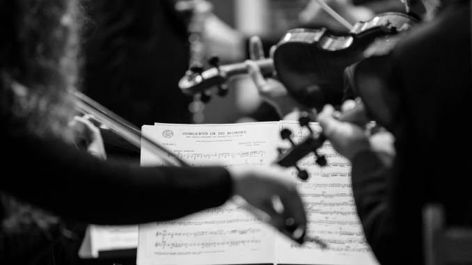 Domenica 4 agosto impressioni musicali Matinée a Palazzo della Penna