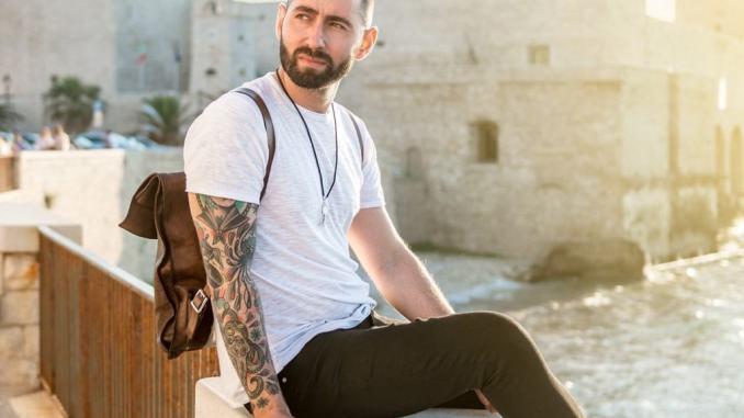 "L'umbro Alessandro Zaccaro al reality show ""Vado a vivere in montagna"""