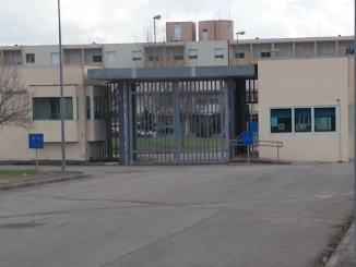 Mascherine per agenti di polizia penitenziaria, Lega a Capanne, 1 giugno