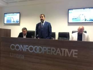Confcooperative Umbria, dopo Andrea Fora, Carlo Di Somma nuovo presidente