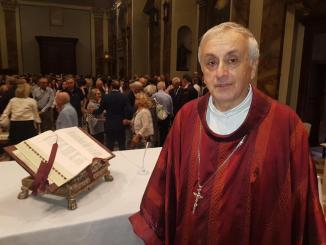 Don Giuseppe da Togiano 50 anni di sacerdozio arriva messaggio de Papa