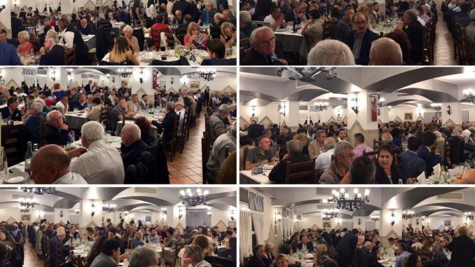 La Coalizione Civica che sostiene Claudio Ricci ha presentato sé stessa, 500 delegati
