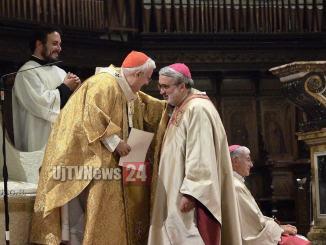 Gualtiero Bassetti torna a dire Messa e lo farà il giorno di Natale