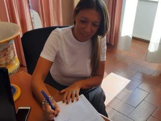 Carlotta Caponi, nuovo assessore comune di Corciano